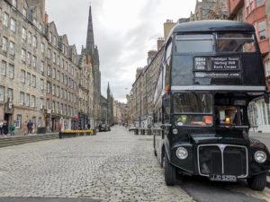 Edinburgh Ghost Tour By Bus