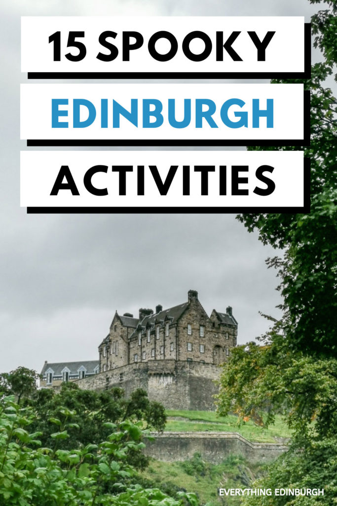 Coming to Edinburgh for Halloween or just a fan of the dark side of cities? Learn about the best ghost tours in Edinburgh, above ground and below…Visit haunted cemeteries, Harry Potter locations and places you wouldn't visit alone at night! Click the pin if you dare.