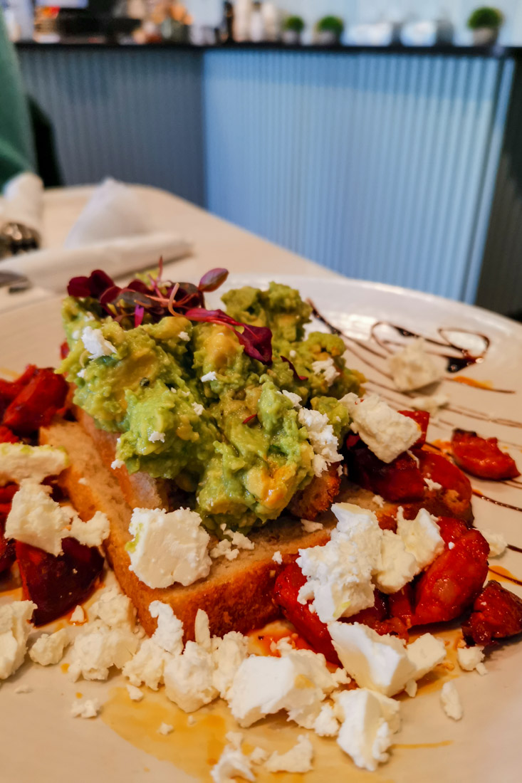 Mimis Food Cafe Edinburgh_