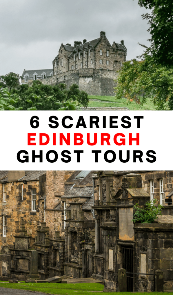 Looking for the best Edinburgh ghost tours? These (mostly) walking tours give you a fright and a offer a bit of fun in Edinburgh's Old Town. Visit the spooky cemetries and meet the city's characters during these darks tours of Edinburgh.