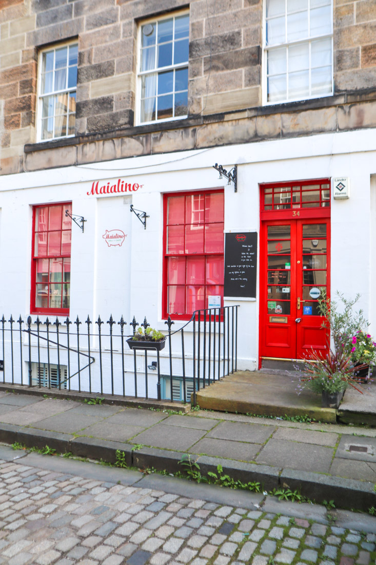 Maialino food West End