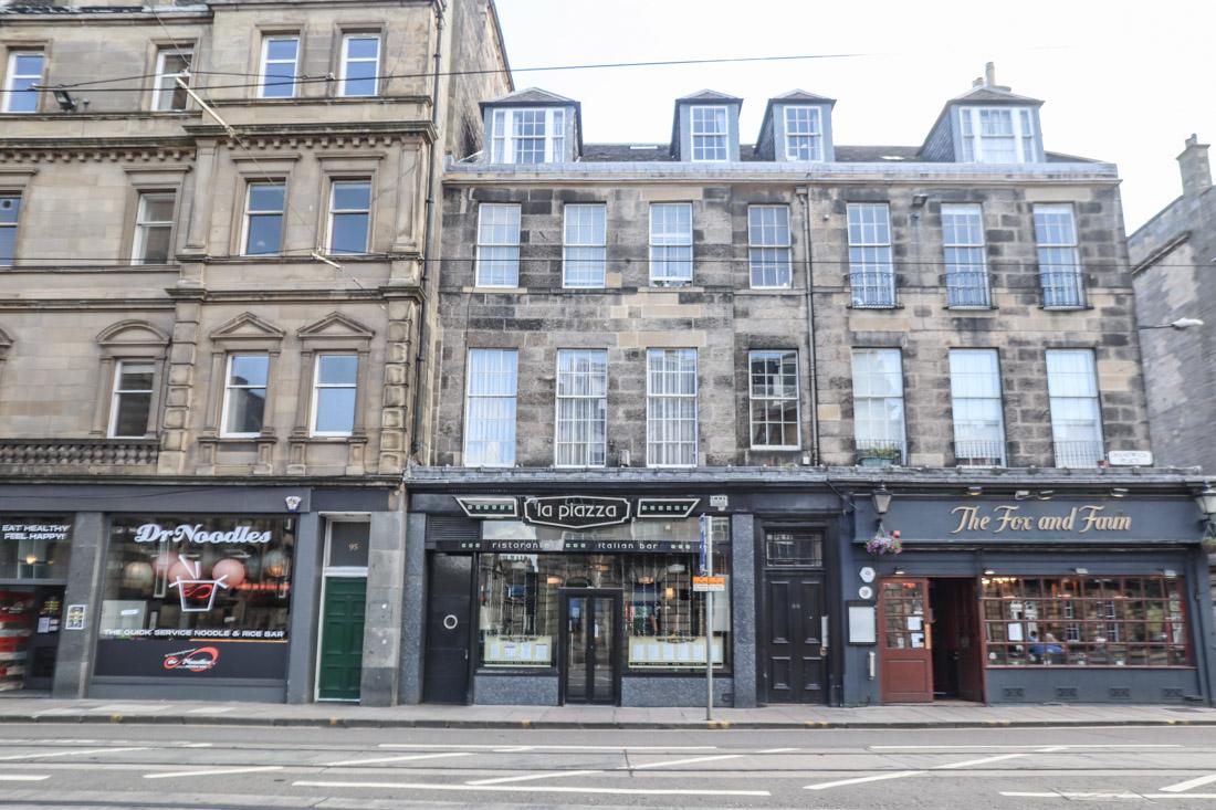 Shandwick Place West End Shops