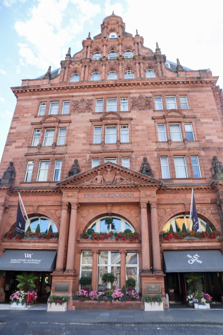 Waldorf Hotel West End