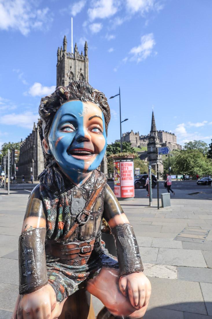 William Wallace Art West End in Edinburgh
