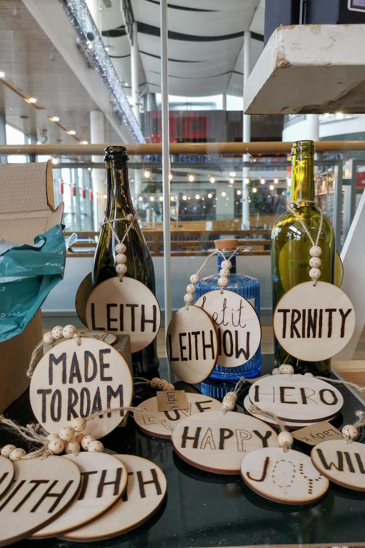 Leith Collective Gifts Shop Ocean Terminal Leith_