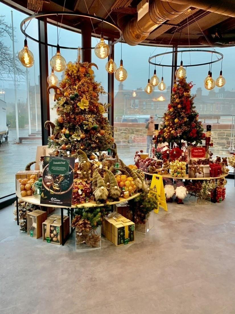 Little Dobbies Stockbridge Christmas trees