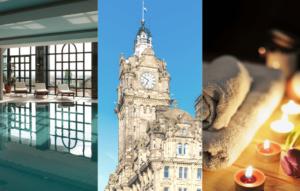 Edinburgh Hotels with Pools