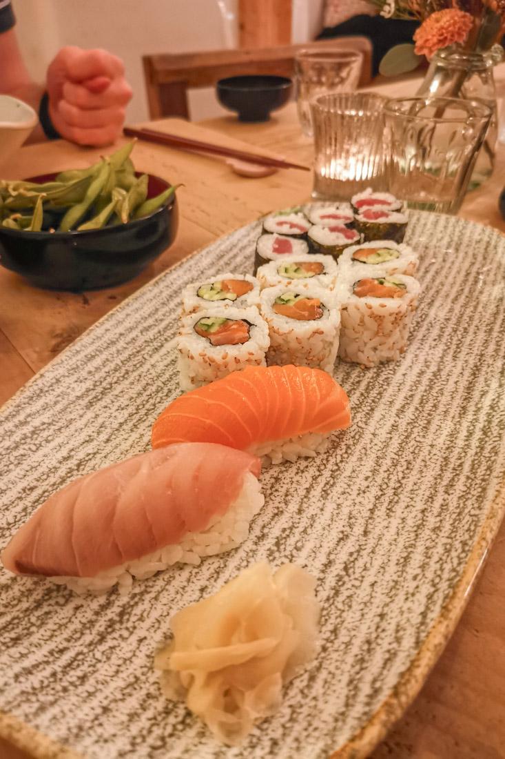 Harajuku Edinburgh Sushi