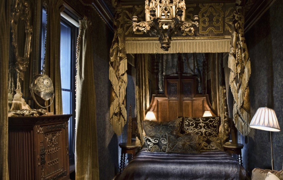 Heriot Suite Room Witchery Edinburgh