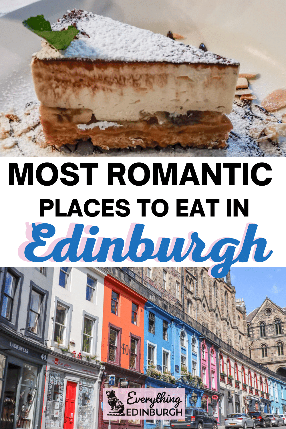 Looking for the best Edinburgh restaurants? This guide details the most romantic restaurants in Edinburgh for couples looking to book a meal for a special occasion or just because! From Edinburgh Castle views to fine dining, atmospheric settings to affordable date night meals. Click to find out more.