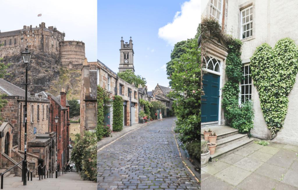 Romantic Places in Edinburgh to Propose in Edinburgh