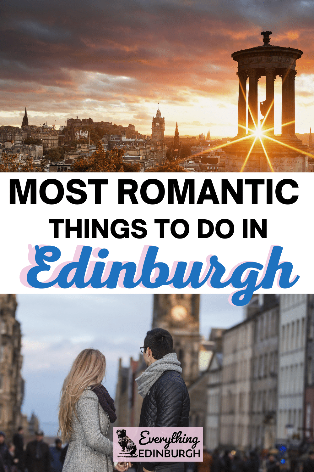 Looking for the most romantic things to do in Edinburgh? This guide details fun date night ideas, popular couple activities and unique options for special couples. Budget-friendly options for all seasons so if you are planning a trip to Edinburgh, click to read our advice for lovers.