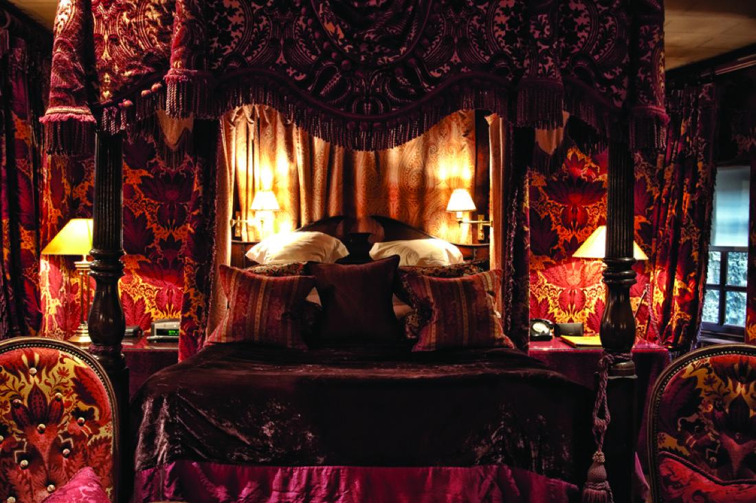 Sempill Suite Witchery Edinburgh Hotel