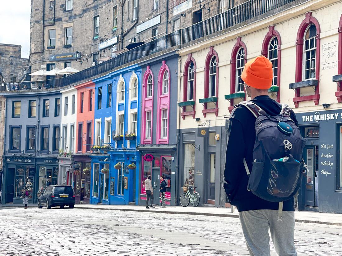 Victoria Street Craig Bag