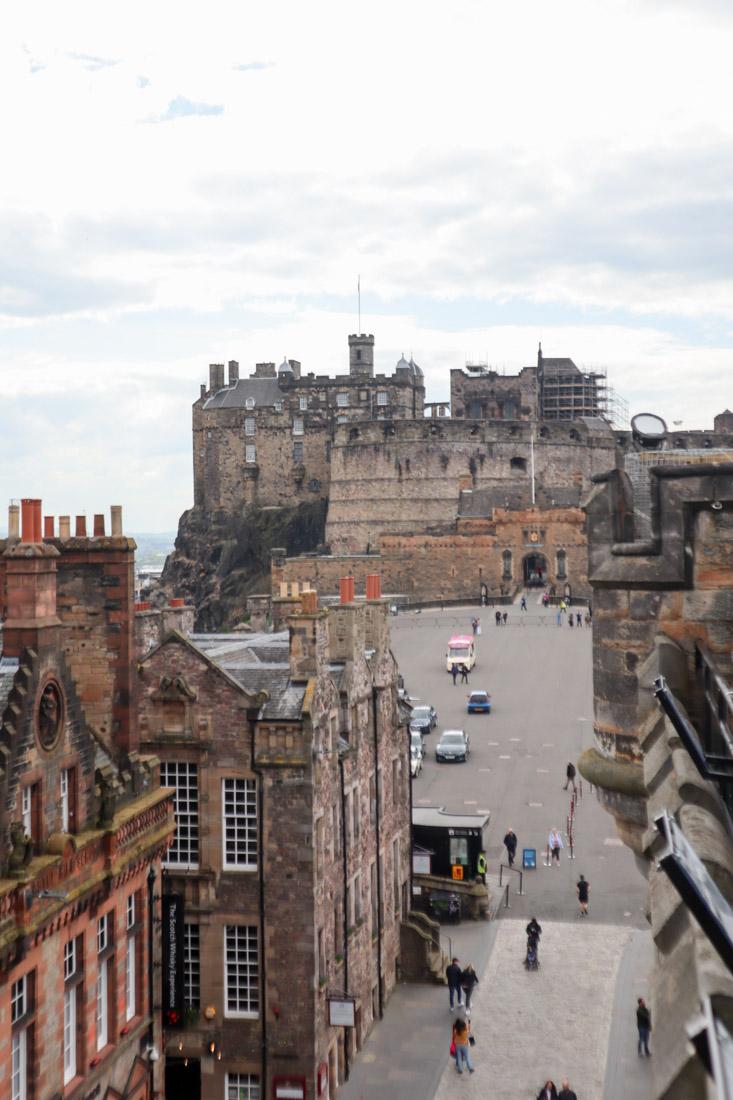 Camera Obscura Edinburgh Castle Old Town