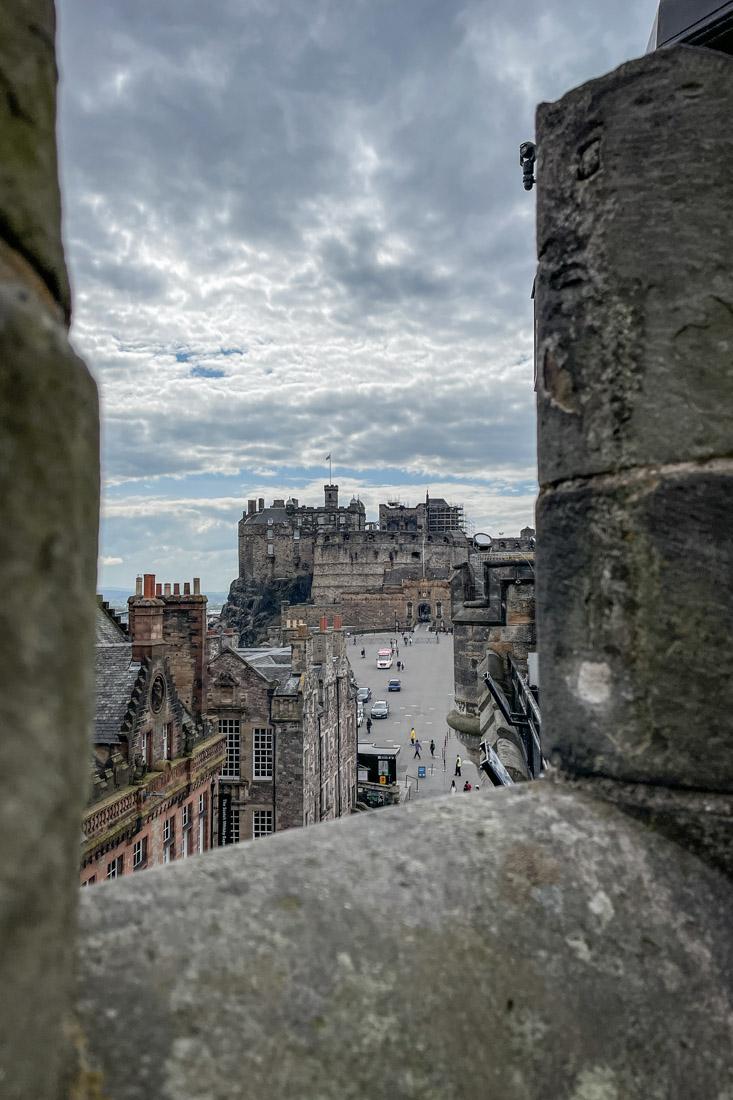 Camera Obscura Edinburgh Castle