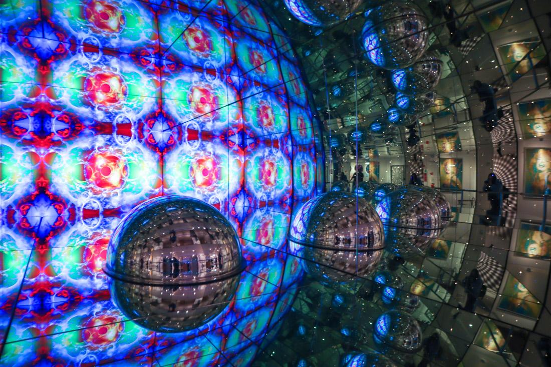 Camera Obscura Edinburgh Exhibition