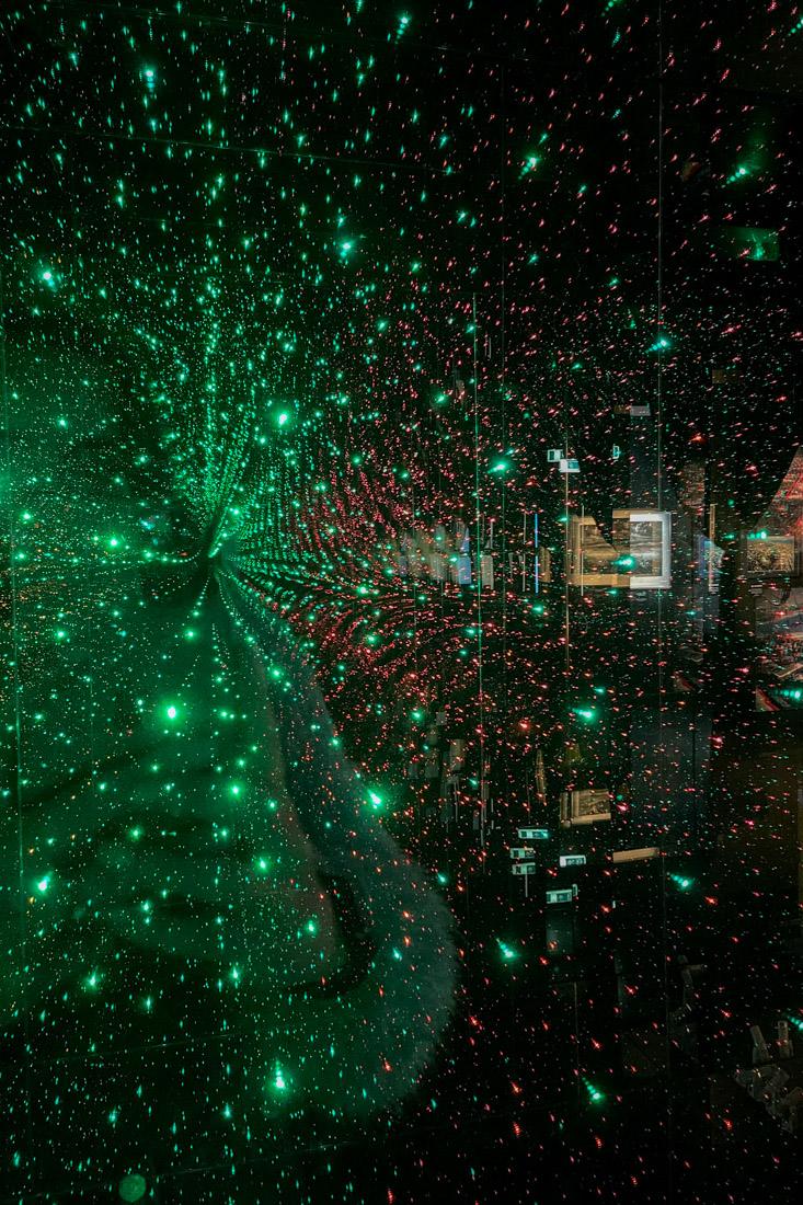 Camera Obscura Edinburgh Light Star Tunnel
