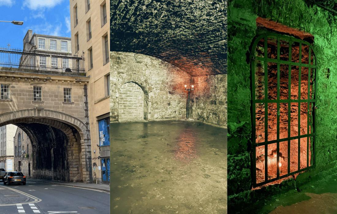 Edinburgh Vaults Underground Tour