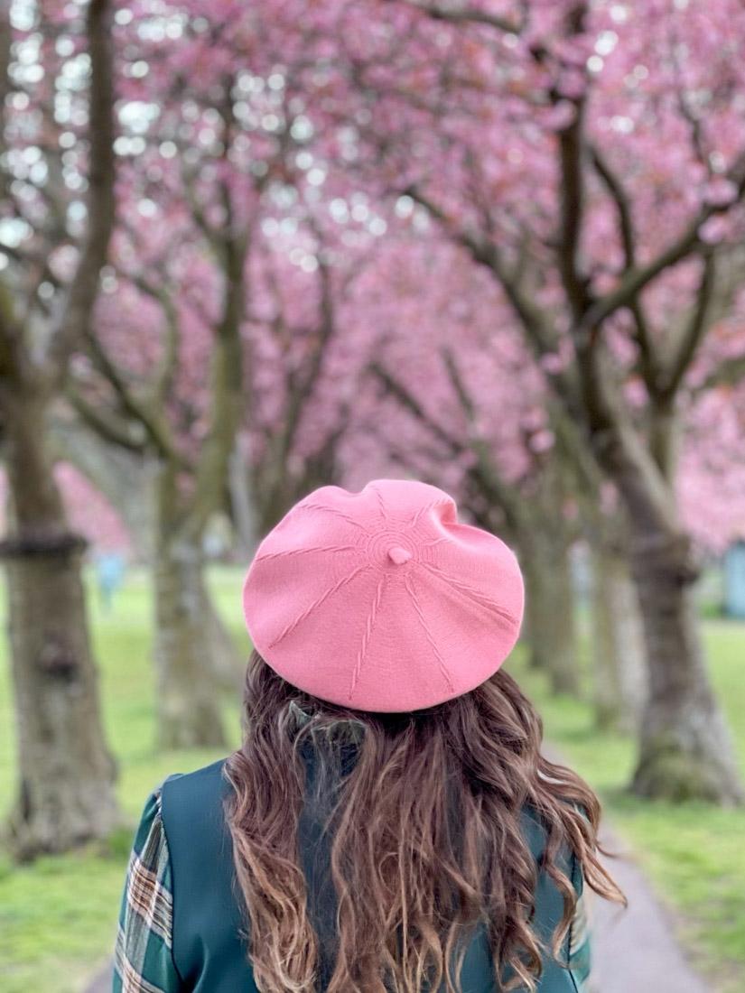 Meadows Park Cherry Blossom Gemma pink hat