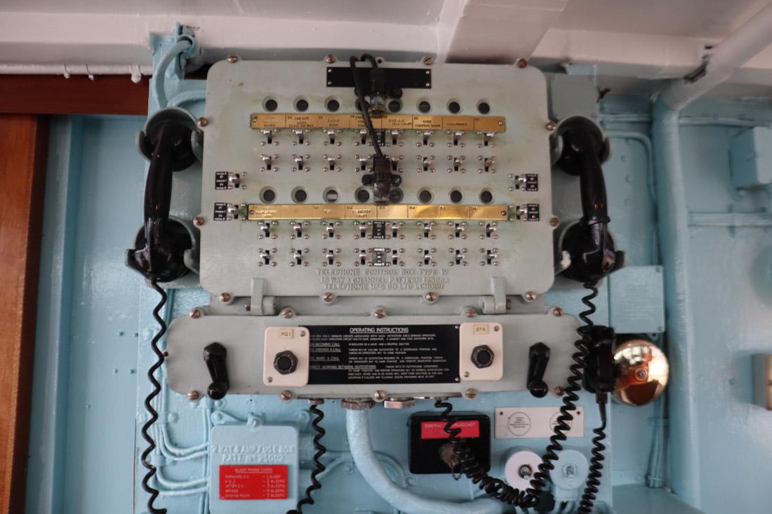 Royal Yacht BRITANNIA Buttons Boat Tours