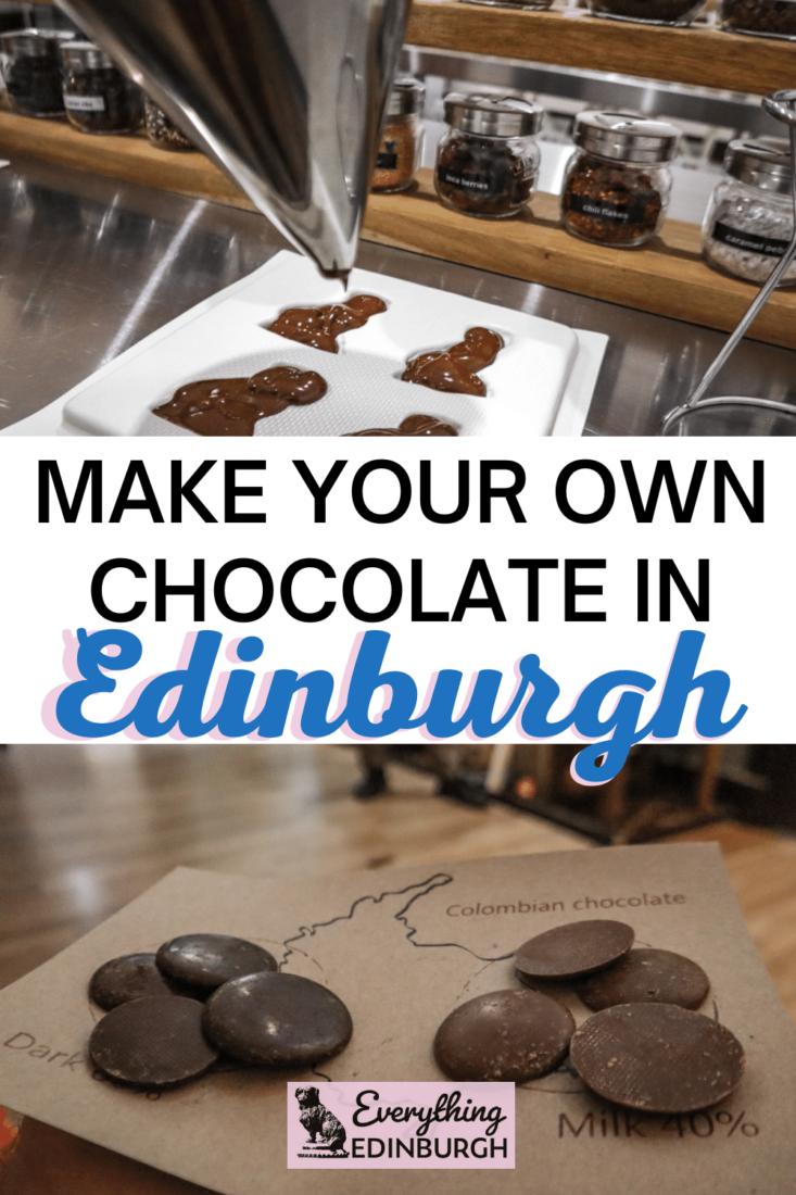 The Chocolatarium Review of Edinburgh Chocolate Tour