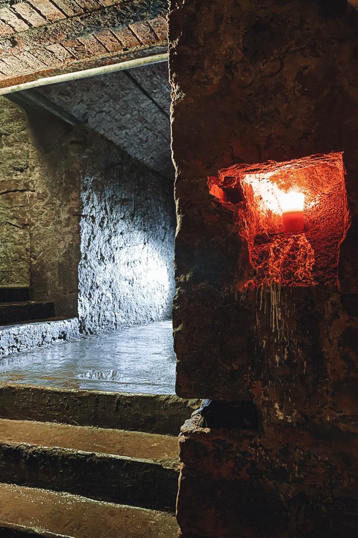 Underground Vault Corridor Tours