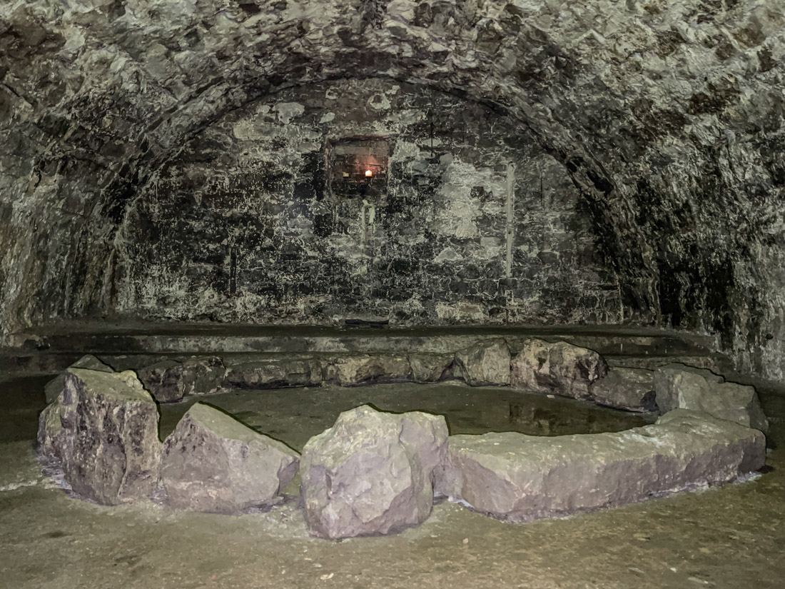 Underground Vault Stone Ring Tours