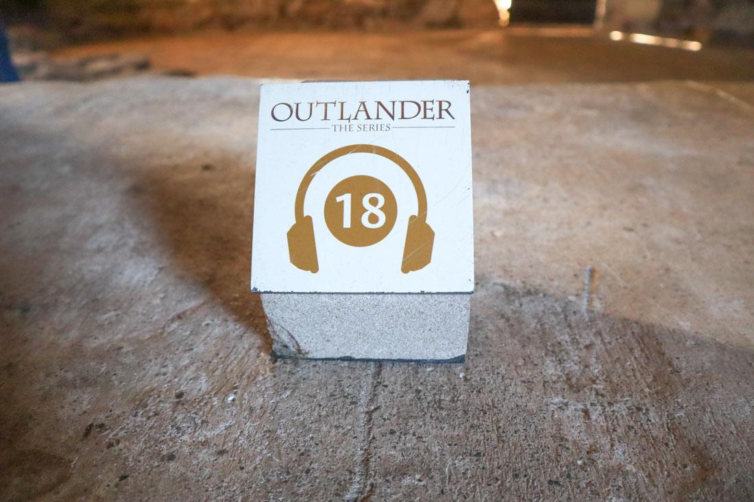 Doune Castle Outlander Audio Guide_