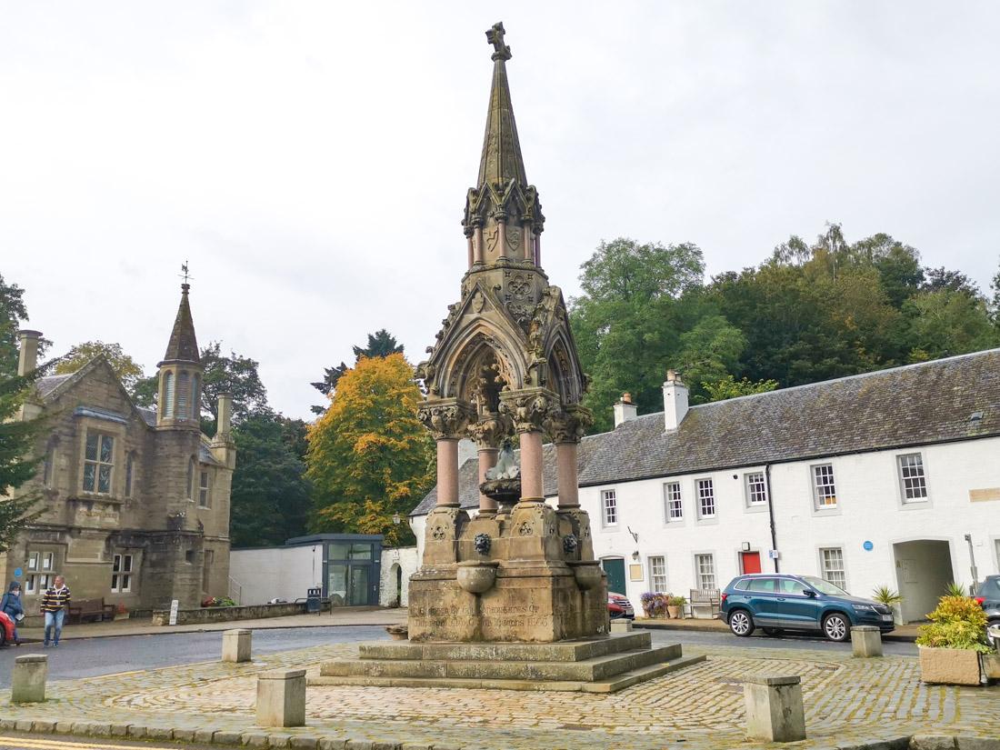 Dunkeld Atholl Memorial Fountain