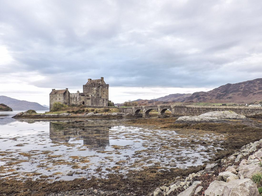 Eilean Donan Castle Scotland