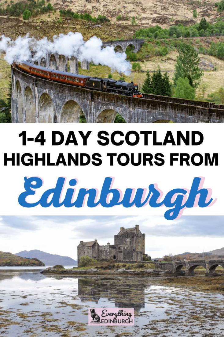 Highlands Tours from Edinburgh