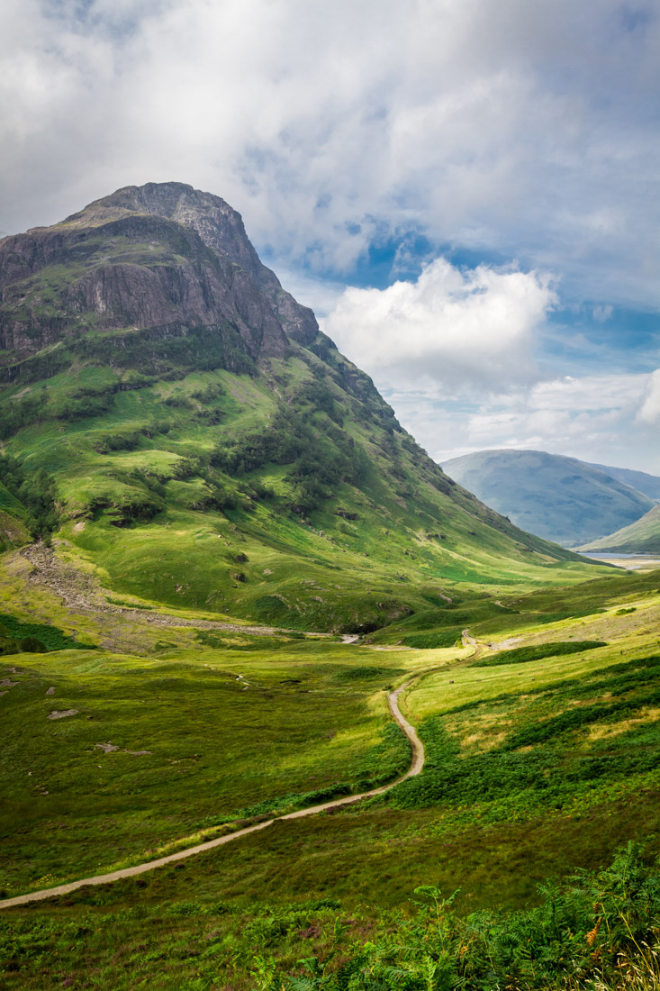 Scottish Highlands Mountains
