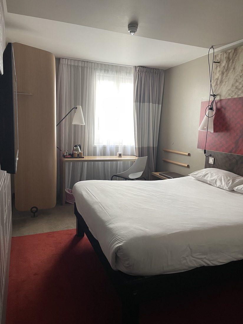 Ibis Hunter Square Hotel Double Room
