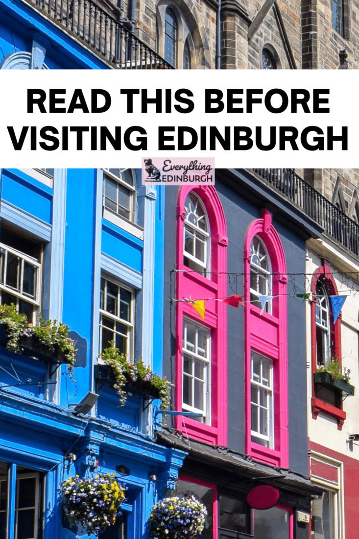 Planning a trip to Edinburgh Scotland