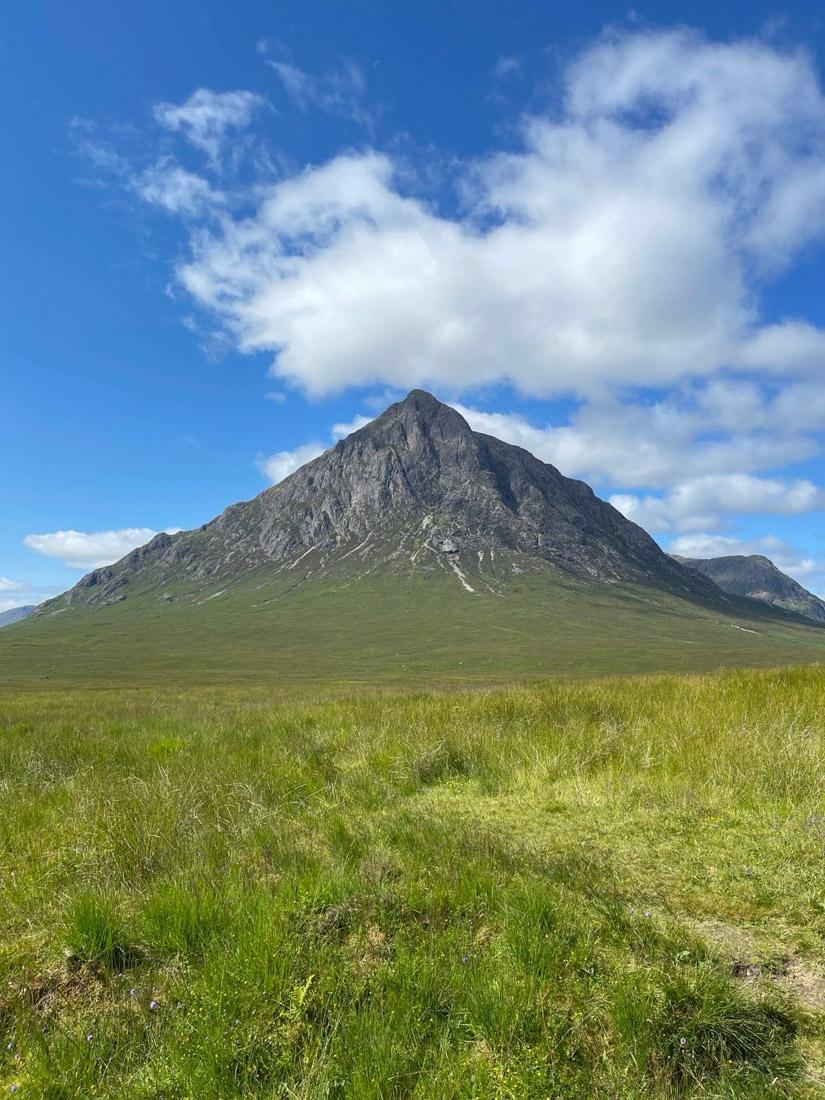 Buachaille Etive Mor Glencoe Scotland Highlands