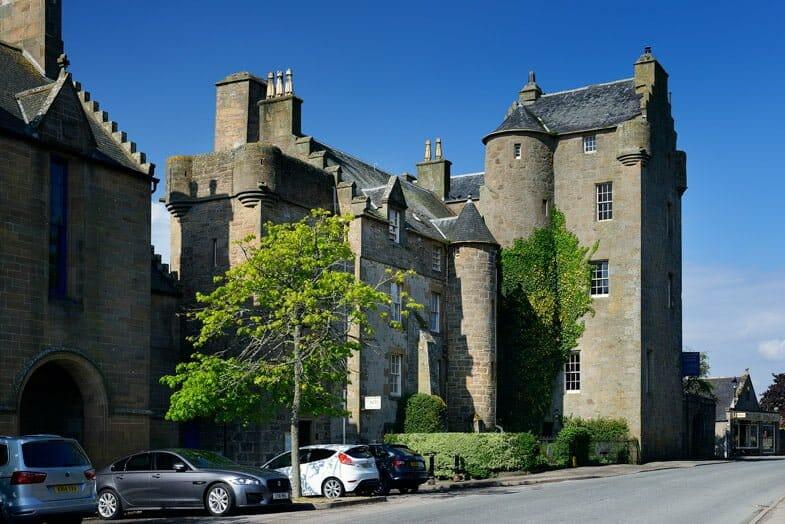 Dornoch Castle Hotel Scotland Castle Hotels