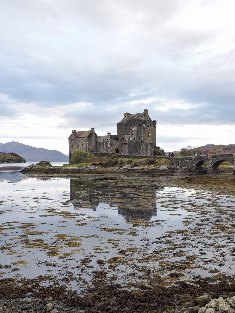 Eilean Donan Castle Kyle of Lochalsh Scotland
