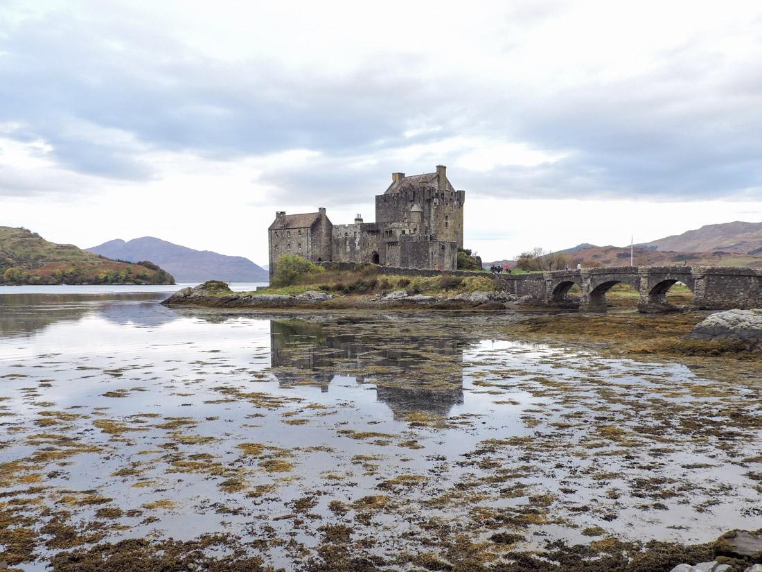 Eilean Donan Castle - Scotland