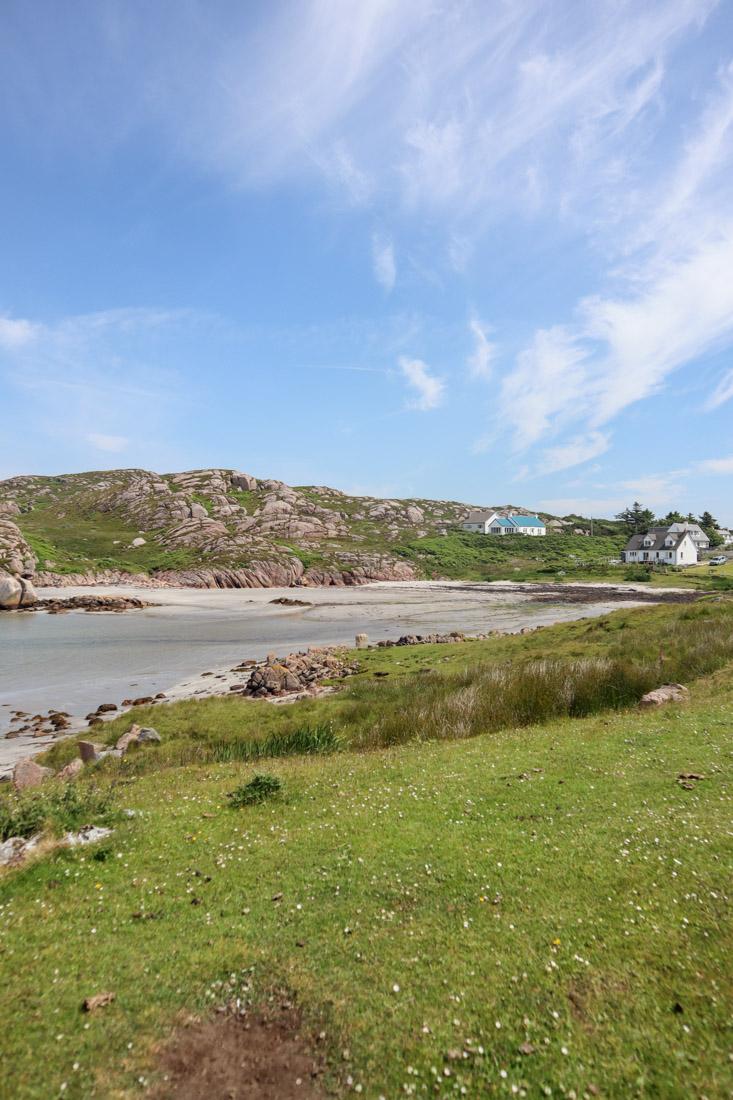 Fionnphort Ferry Port Beach Mull Scotland-2