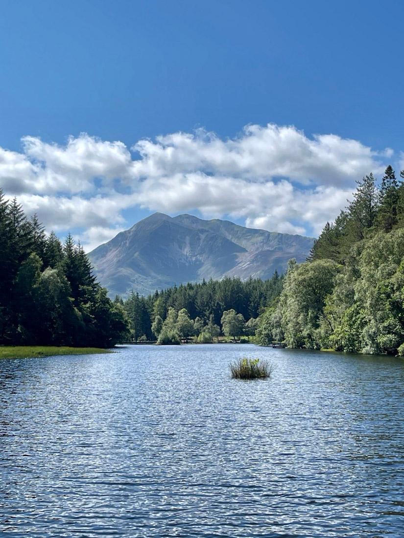 Glencoe Lochan Scotland Highlands