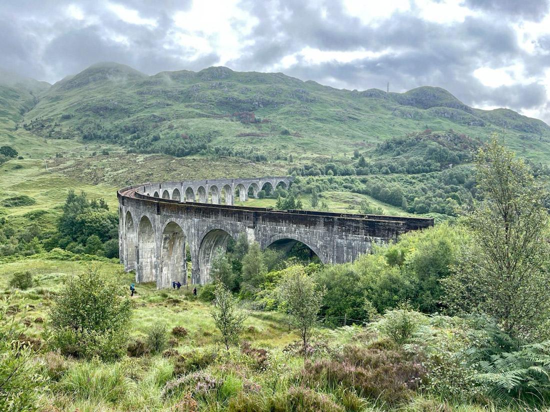 Glenfinnan Viaduct Scotland Highlands