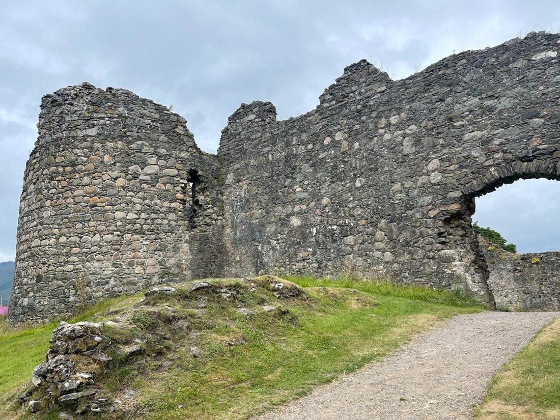 Inverlochy Castle in For William Scotland