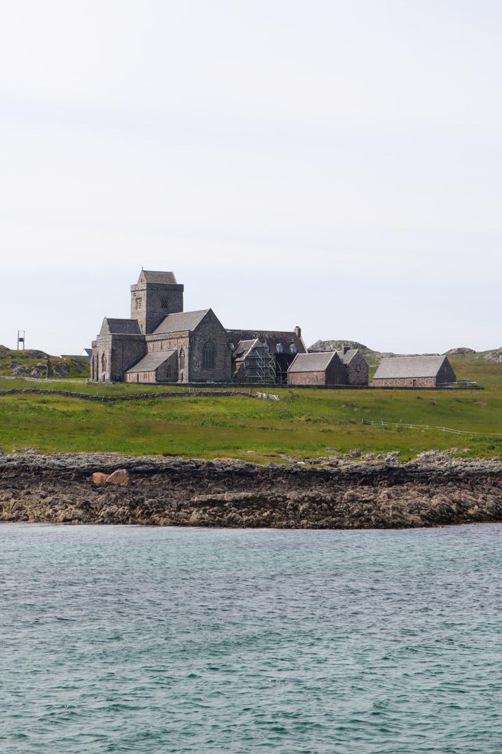 Iona Abbey in Scotland