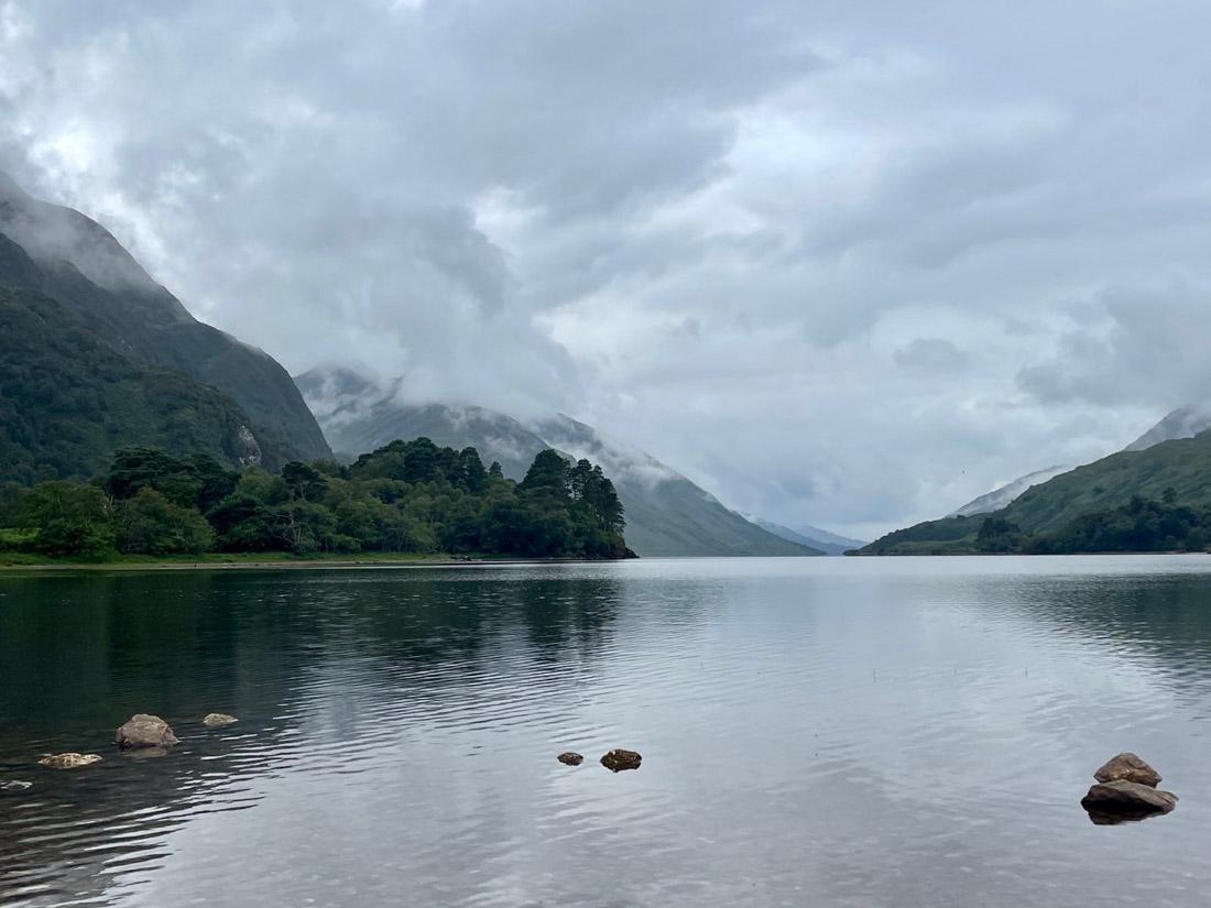 Loch Shiel, Glenfinnan Scotland