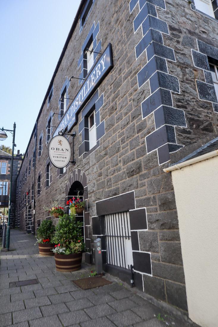 Oban Distillery_