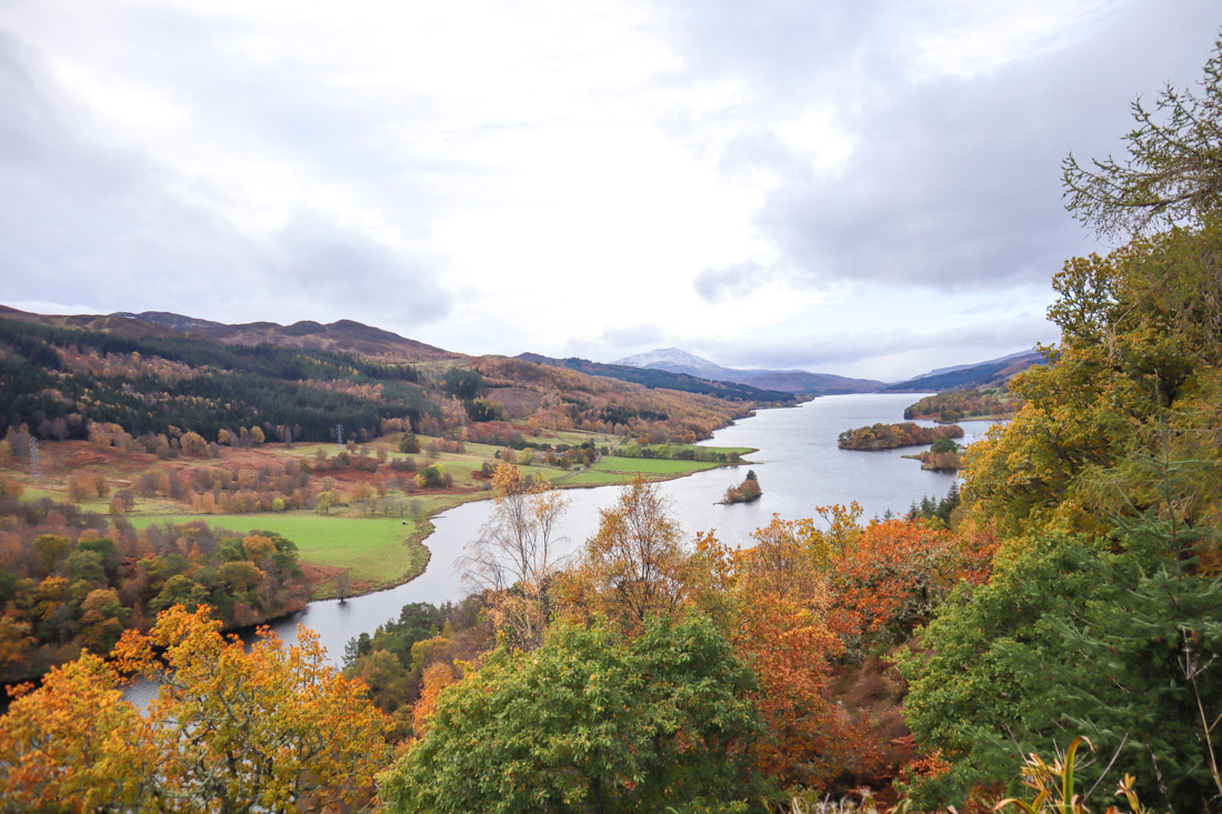 Queens-View-in- Perthshire-Scotland