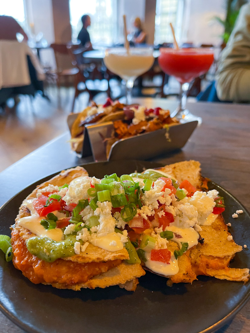 El Cartel Mexican food