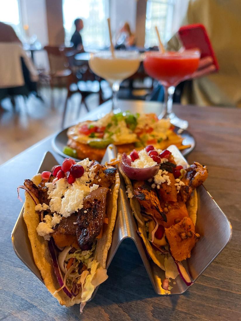 El Cartel Mexican food tacos