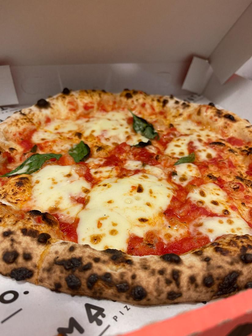 Matto pizza food takeout